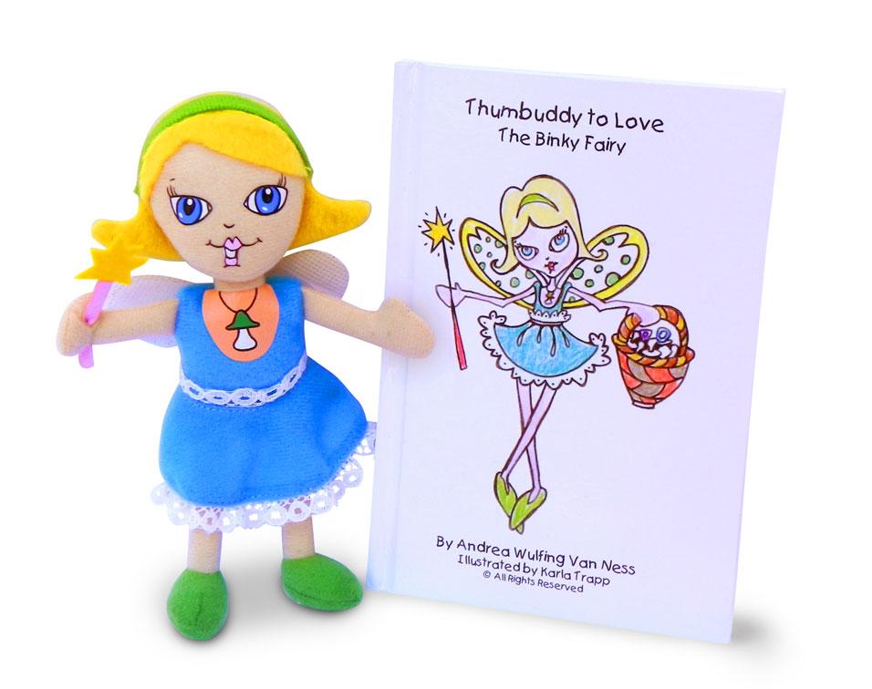 The Binky Fairy-