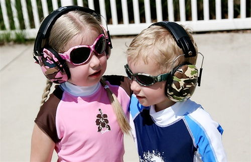 Baby Banz Inc. Earmuffs-ear protection