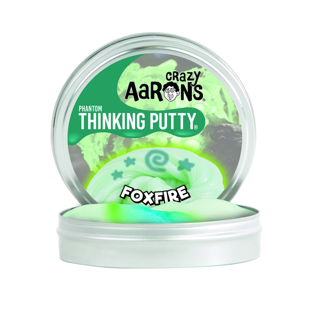 Thinking Putty - Foxfire-