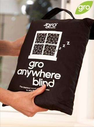 Gro Anywhere Blind-GroBlind, dark, blackout , black out, blind