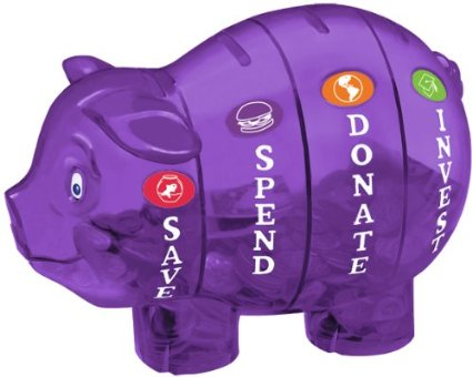 Money Savvy Bank-