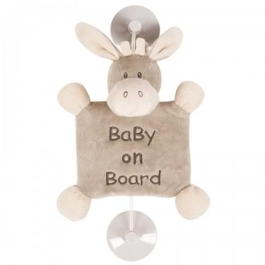 Nattou - Baby on board (donkey)-
