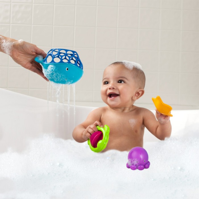 Oball H2O Tubby Scoop Friends-