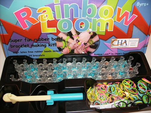 Rainbow Loom-rainbow loom