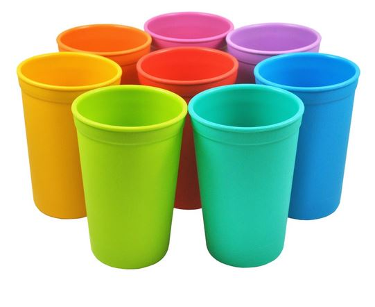 Re-Play drinking cups-