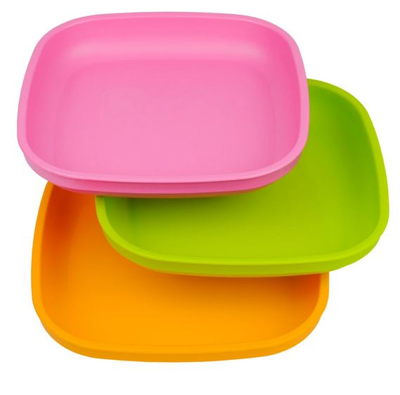 Re-Play Flat Plate-