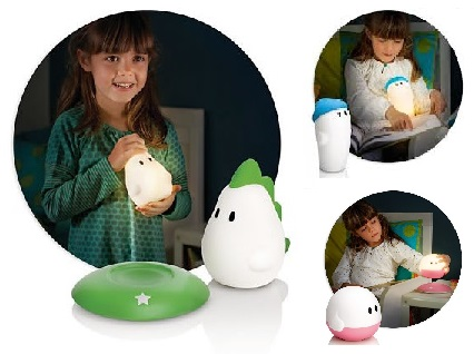 Philips Soft Touch Portable Nightlights-