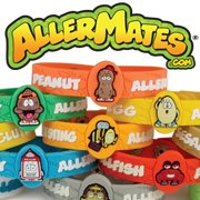 AllerMate wristbands-