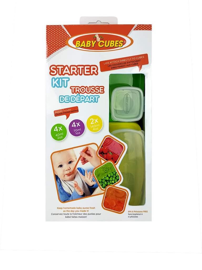 Baby Cubes Starter Kit-