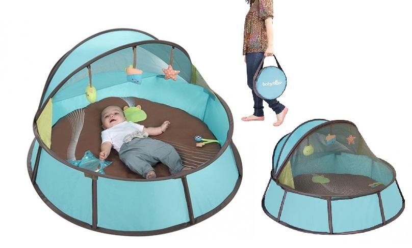 Babymoov Babyni-play tent, portable crib, play pen