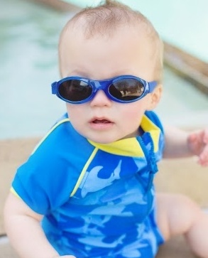 Adventure Baby Banz-sunglasses