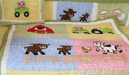 Barnyard 9pc bedding set-
