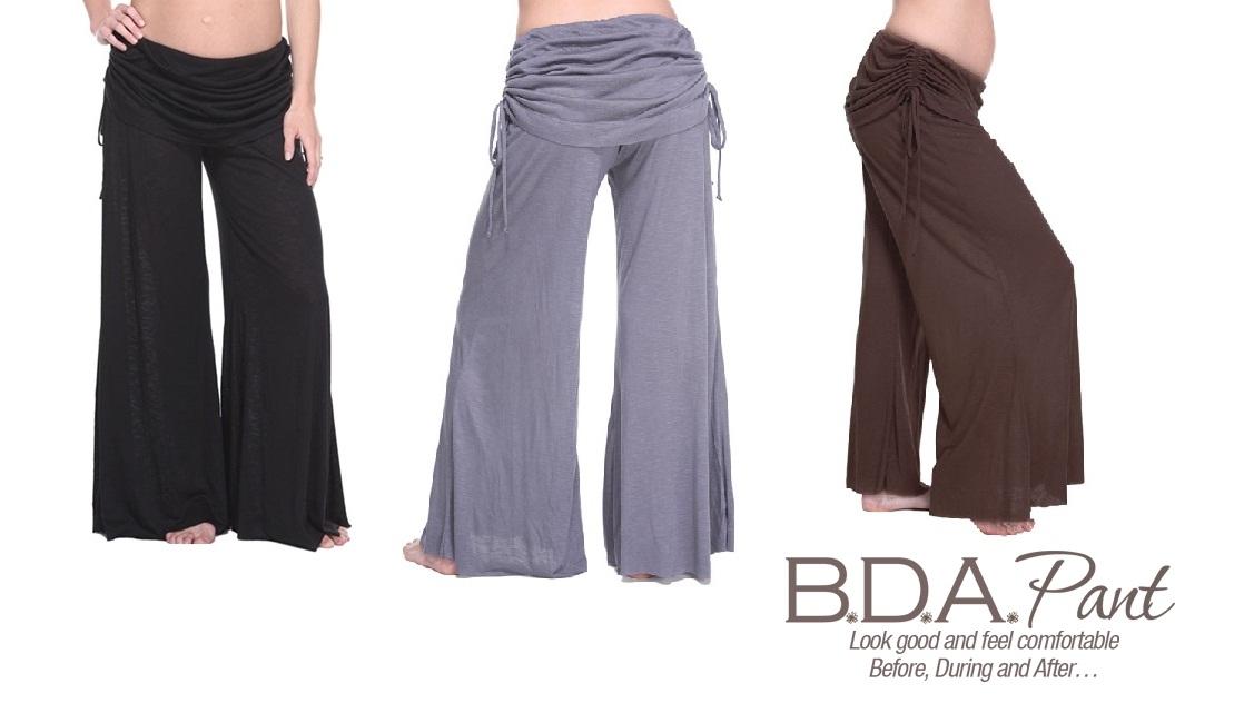 B.D.A. Pants-