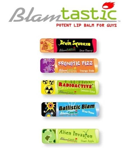 Blamtastic Lip Balm for Guys-