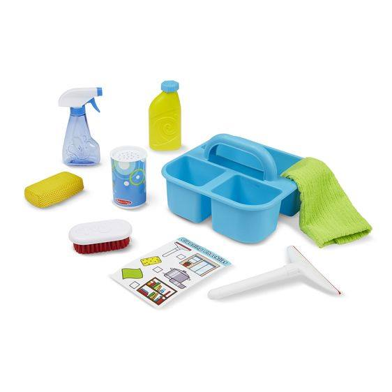 M&D Cleaning Caddy Set-