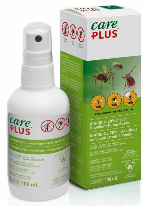 Care Plus Icaridin Insect Repellent-bug spray , insect repellant