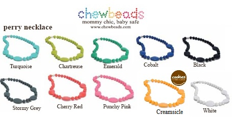 """Chewbeads """"Perry""""-"""
