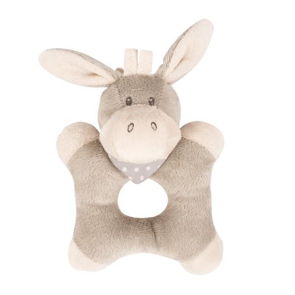 Nattou - Ringrattle Donkey --