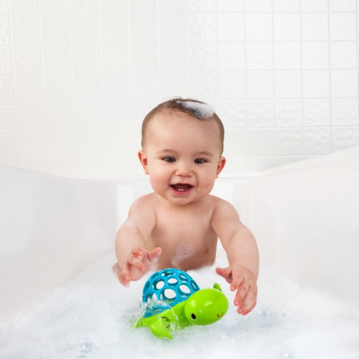 Oball H2O Wind 'n Swim Turtle-