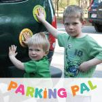 Parking Pal Magnet-