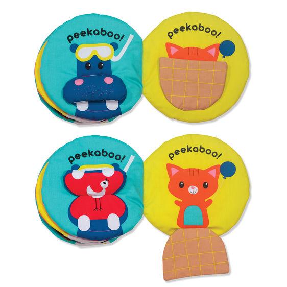 M&D Peekaboo Soft Book-