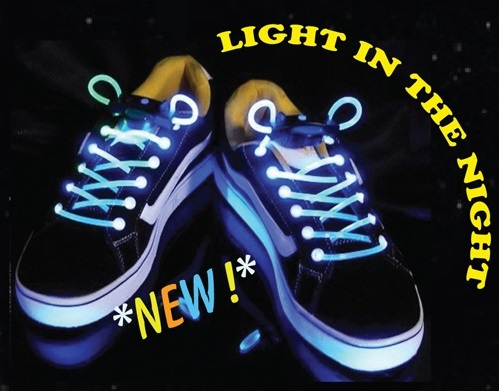 Platube Laces-glow laces