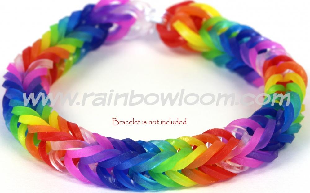 Rainbow Loom Elastics-