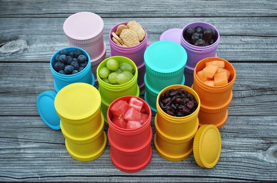 Re-Play Snack Stacks-