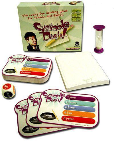 Skribble Dash!-