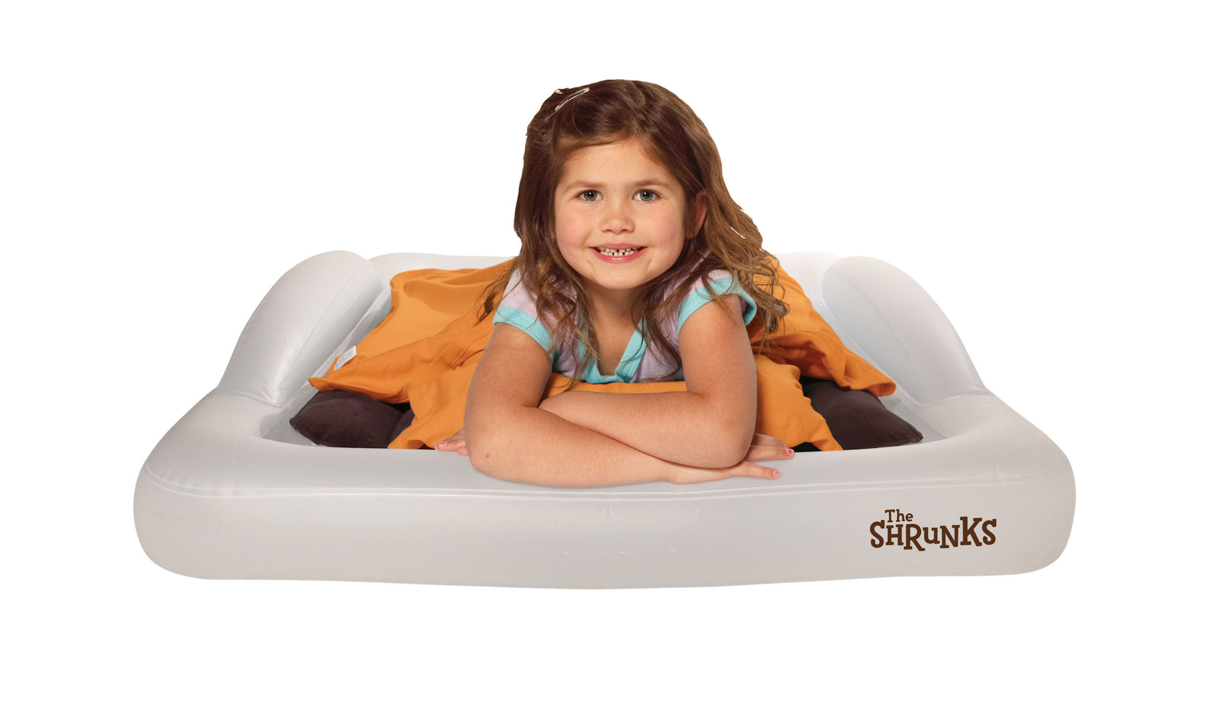 Tuckaire Indoor Toddler Travel Bed-inflatable bed, mattress, shrunks