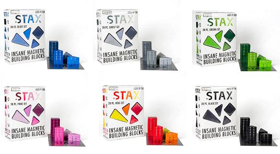 STAX Insane Magnetic Blocks-