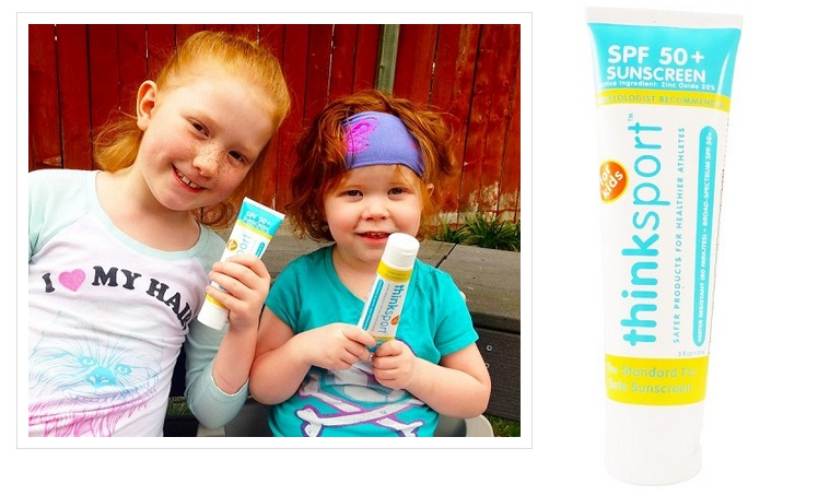 Thinksport KIDS Safe Sunscreen SPF 50-sun, suncream, sunscreeen,  spf