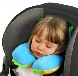 Travel Friends 1-4y-pillow, travel, headrest
